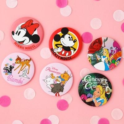 [Disney]버튼거울