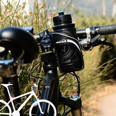아이베라 벨크로 체결 자전거 핸들바 물통케이지 대만산