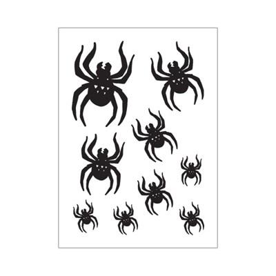 [배블링] TS028-할로윈 블랙거미