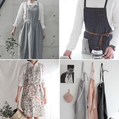 [데코뷰] 디자인 앞치마 모음전