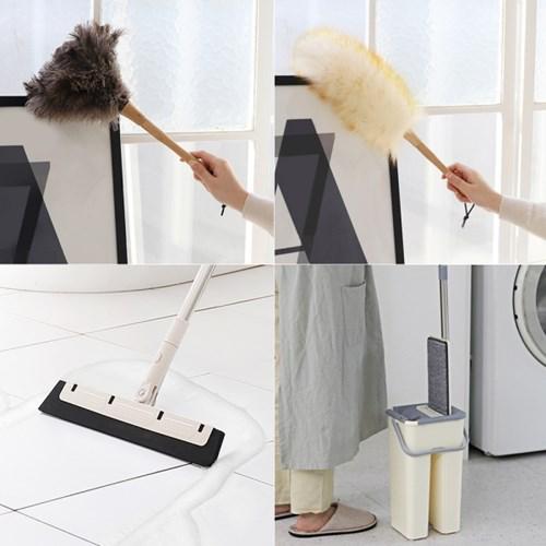 네이쳐 타조/양모 먼지털이개 외 청소용품
