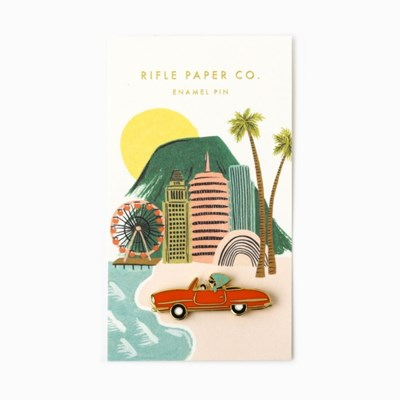 ENAMEL PINS_CAR