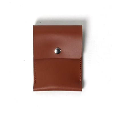 102 Card Case Brown