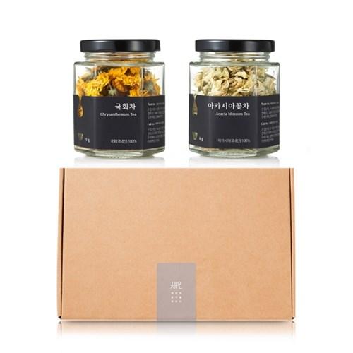 채온 꽃차초보 꽃차 선물세트