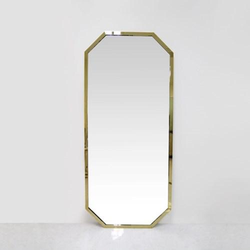 스타 아니스 팔각 골드 주문제작 거울