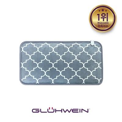 글루바인 프리미엄 극세사 전기방석 M 45x90(cm)