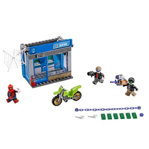 [레고 슈퍼히어로] 76082 ATM 도둑과의 대결