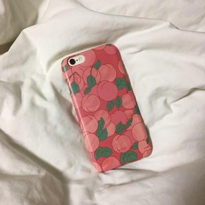 peach mlbb (피치) 아이폰케이스
