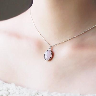 [하우즈쉬나우] 비너스의 스톤, 사랑의 로즈퀄츠 Necklace