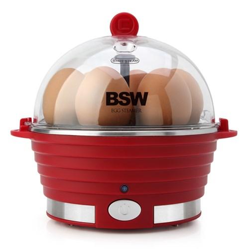 독일브랜드 BSW 계란 찜기 에그스티머