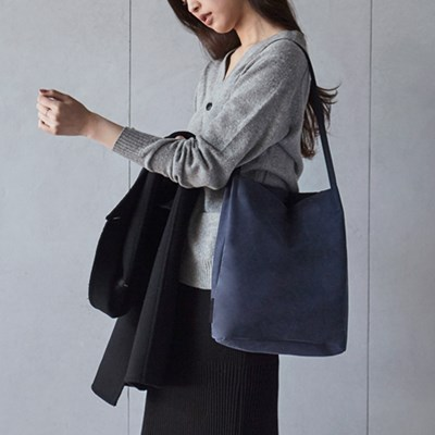 (New) NEAT BAG _ ASH