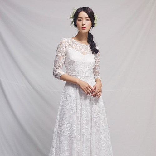 [CLAIR DE LUNE] ELLE DRESS