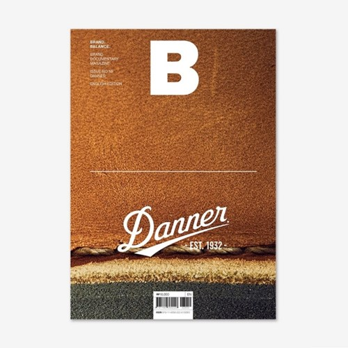 Magazine B Issue No.59 DANNER(Eng.version)