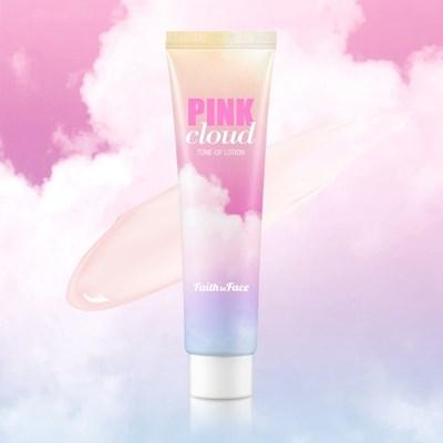[페이스인페이스] 핑크 클라우드 톤 업 로션 45ml (2021-03-18)