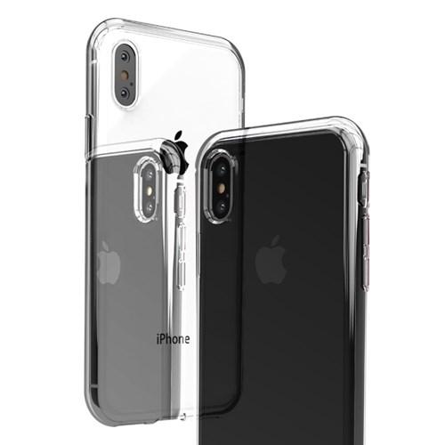 신지모루 아이폰X/XS 에어클로 핸드폰 케이스