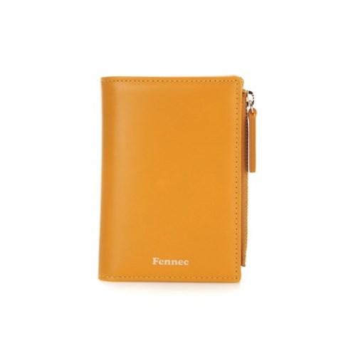 [4/26 예약배송]Fennec Fold Wallet - Mandarin