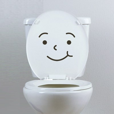 화장실,가구,소품 데코스티커_표정