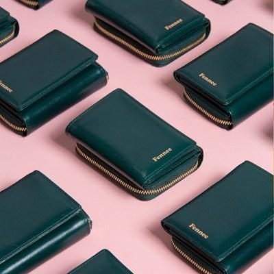 [3/8 예약배송]Fennec Triple Pocket - Moss Green