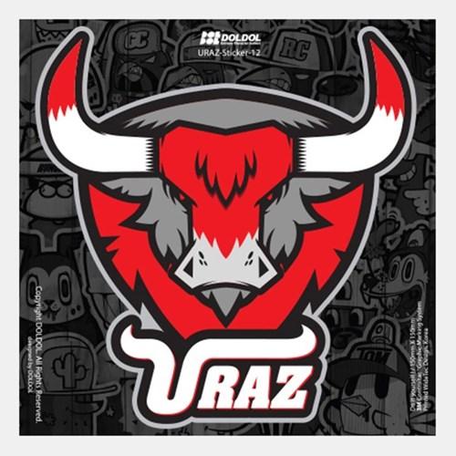 [그래피커] 22-URAZ-Sticker-01 스티커 스킨