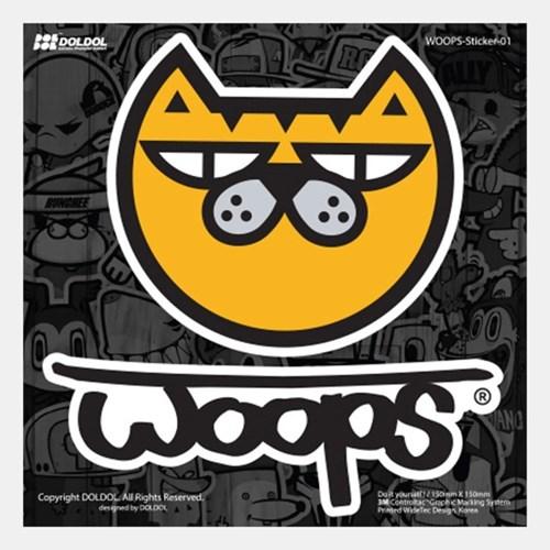 [그래피커] 24-WOOPS-Sticker-01-1 스티커 스킨