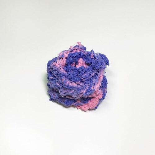 핑크/퍼플 눈꽃 슬라임 (블루베리향)