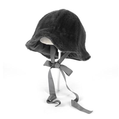 [베네]양면 퍼 벙거지 모자