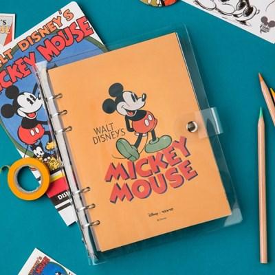 [디즈니] 빈티지 포스터 메모리북 (리필속지)