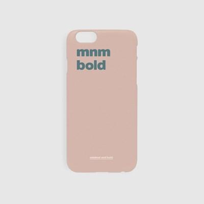 [스리살짝] minimal and bold (3color)