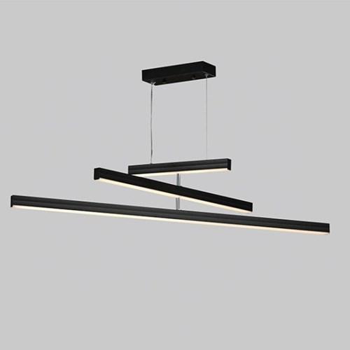 LED 윌로우 펜던트 3등-수직형
