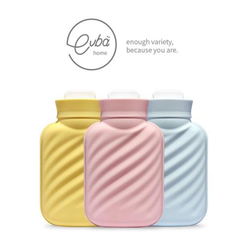에바 실리콘 보냉/보온 물주머니 3종 모음 (파우치포함)