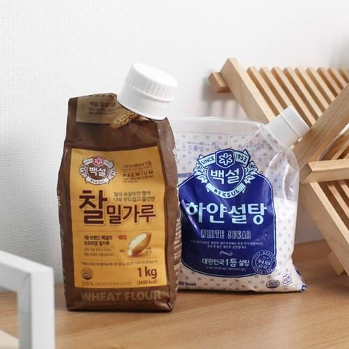 모든 비닐 폴리백을 밀폐용기로 아이디어 밀봉 실링캡_(734051)