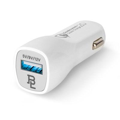 30분충전 차량용 퀄컴인증 9V 초고속 충전기