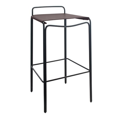 tribu bar chair_black