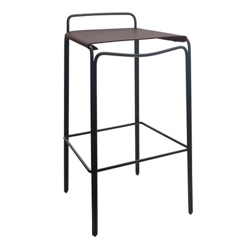 tribu bar chair_black
