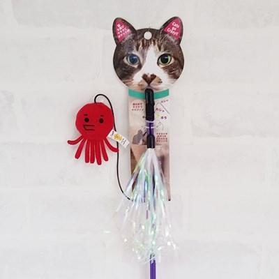 Love pet Teaser Octopus (낚시놀이 문어)