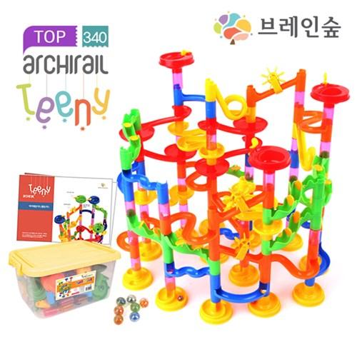 [브레인숲] 아키레일 티니 - 탑