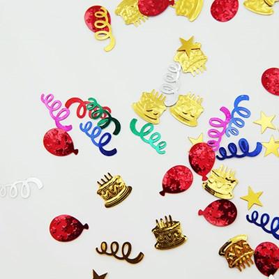 y Party Confetti 마이 파티 콘페티