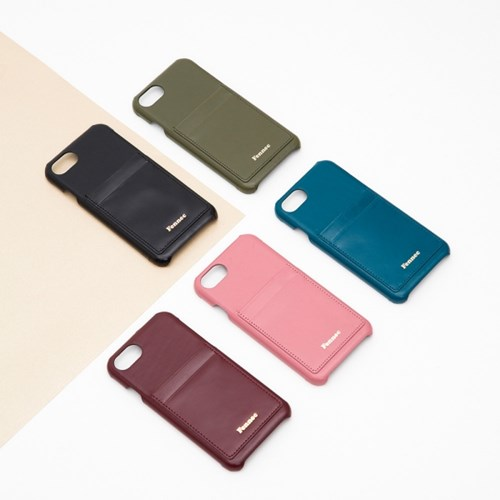 Fennec Leather iPhone 7+/8+ Card Case