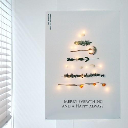 Tree 패브릭 포스터