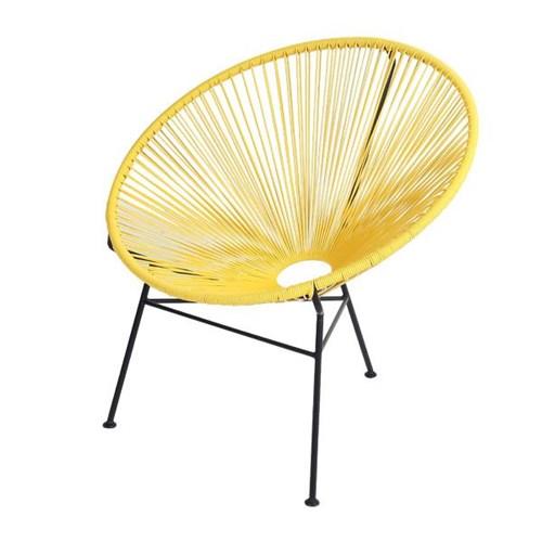 NC 1950 Acapulco Chair 엘로우/블랙_(621891)