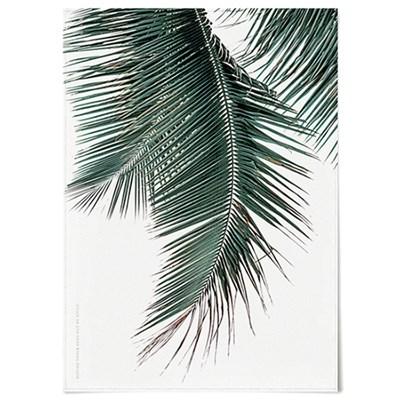 패브릭 천 포스터 F192 식물 벽에거는천 나뭇잎 E