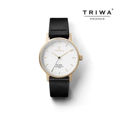 [공식, 백화점AS] GOLD ELVA-BLACK CLASSIC 여성시계(가_(890241)