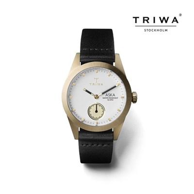 [공식, 백화점AS] Ivory Aska 여성시계(가죽)_AKST101-S_(890238)