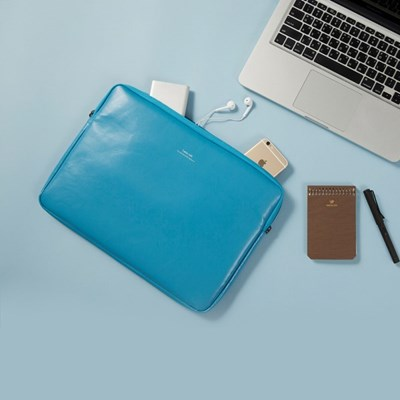 13 NOTEBOOK POUCH LEATHER