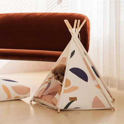 TEEPEE TENT A. PINK