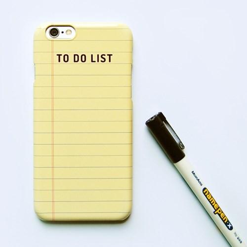 메모 케이스-To do List
