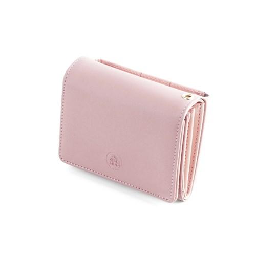 더블더블 양면 파우치 반지갑-indi pink
