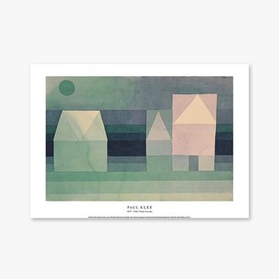 Three Houses - 파울 클레 015