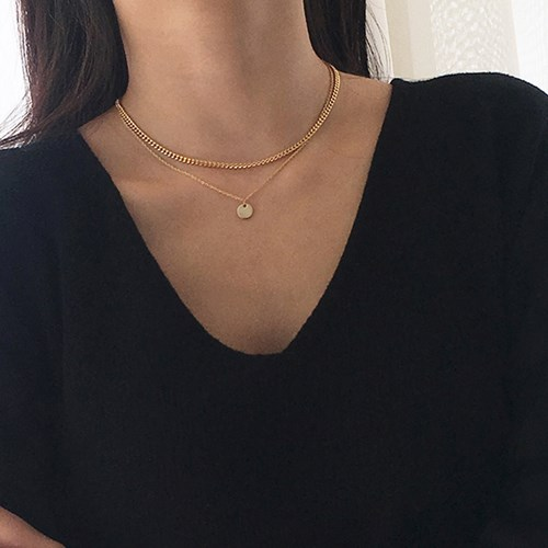 Halferes necklace
