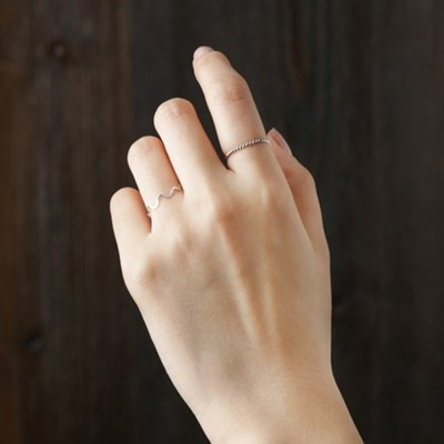 [925실버] 베이직 반지